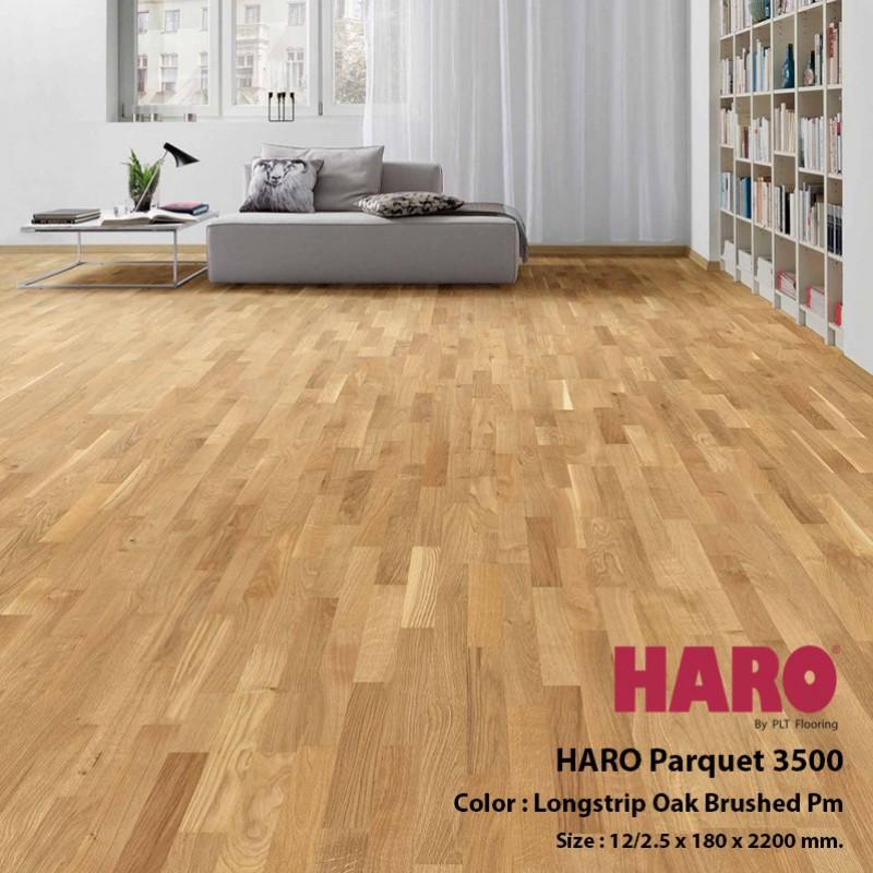 Haro Parquet Hardwood Engineered Floor Natural Line
