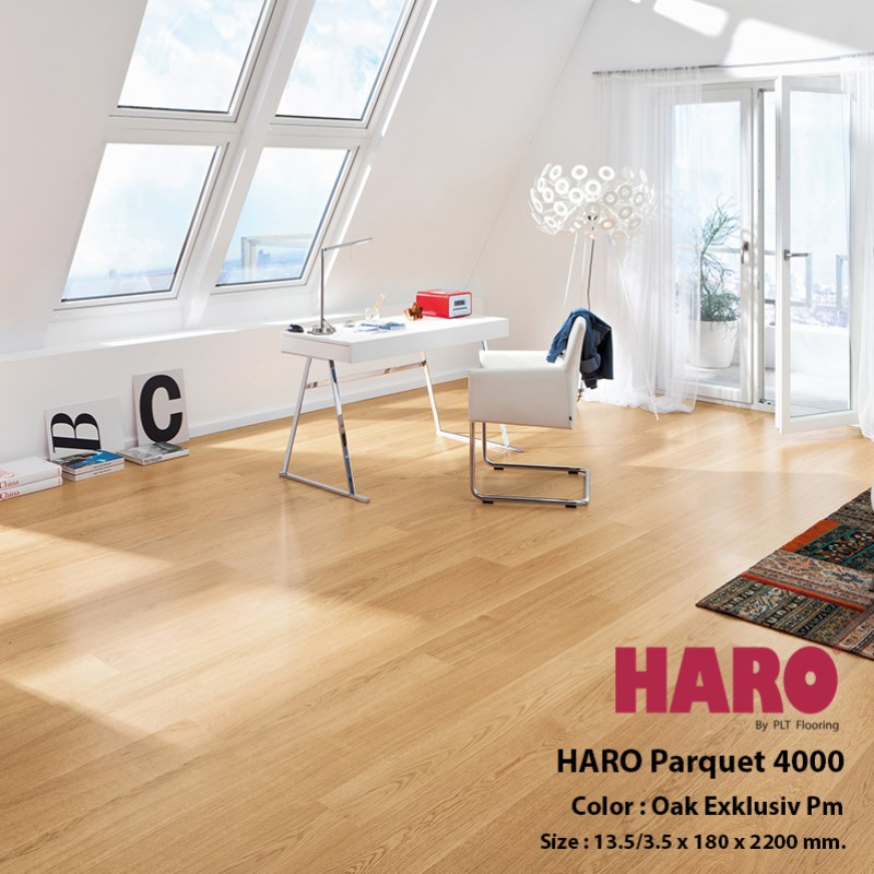 Haro Parquet Hardwood Engineered Floor Elegant Line