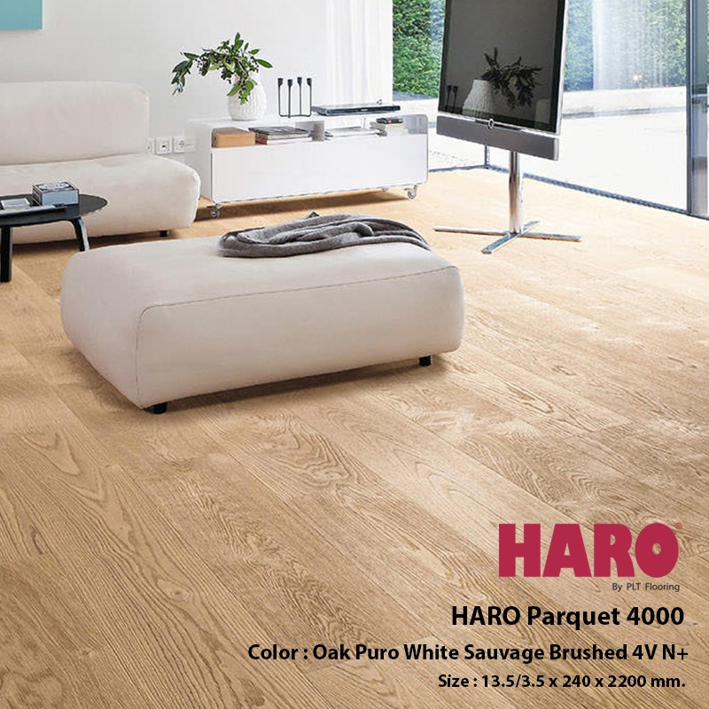 Haro Parquet Hardwood Engineered Floor Natural Line