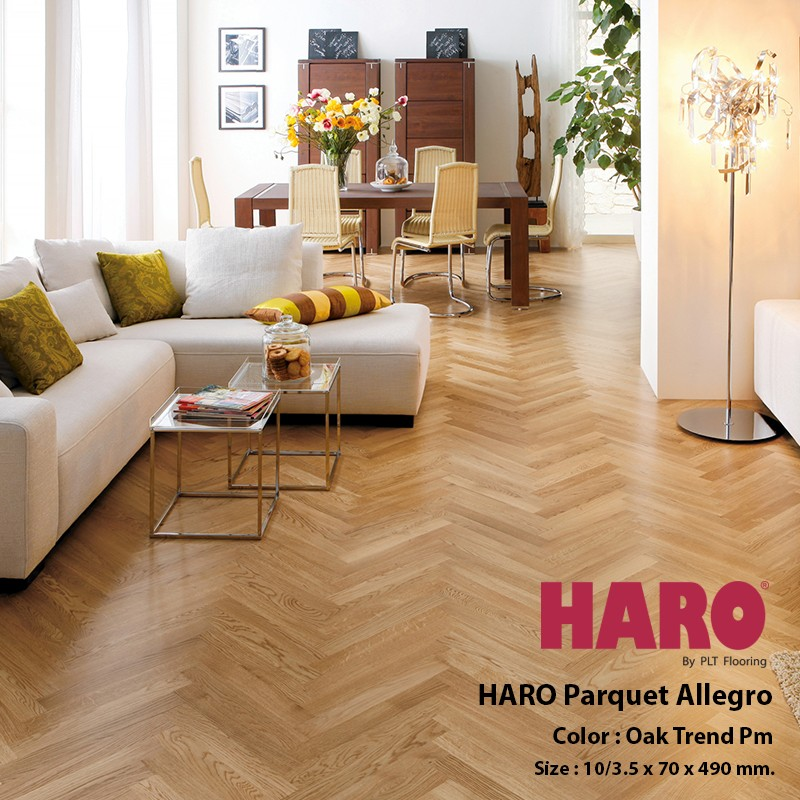 Haro Parquet Hardwood Engineered Floor Classic Line