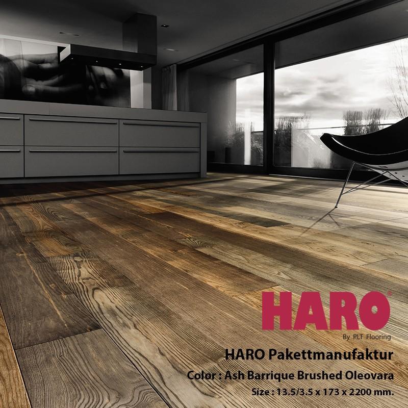 Haro Parquet Hardwood Engineered Floor Elegant Line