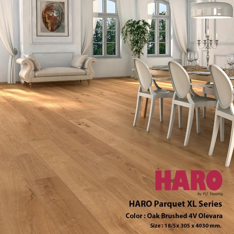 Haro Parquet Hardwood Engineered Floor Xl Line